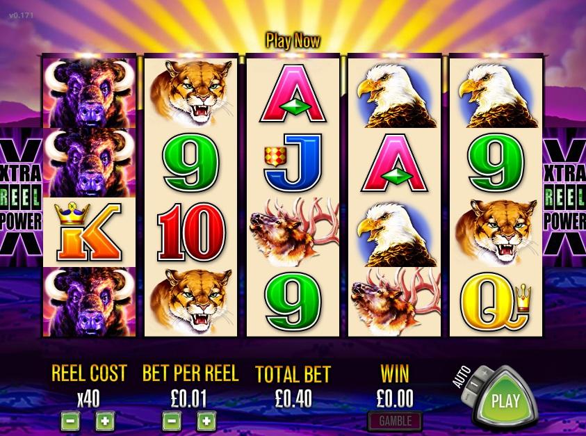 Free Buffalo Slot Machine Online
